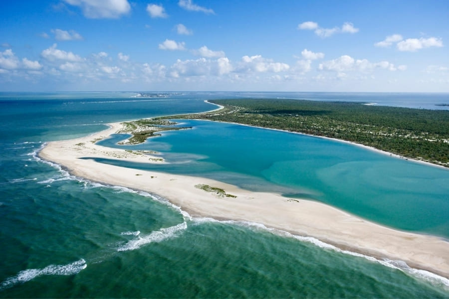 National parks in Florida Cayo Costa Vacation in Florida