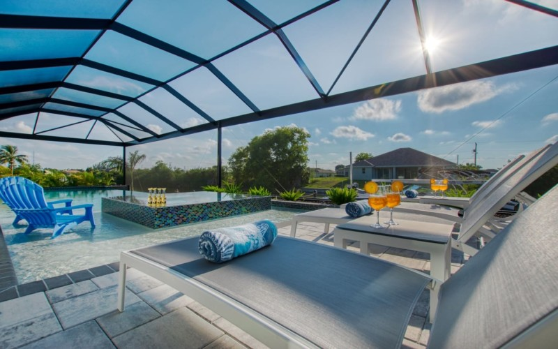 Vacation Home Villa Ciao Bella Cape Coral Florida (13)