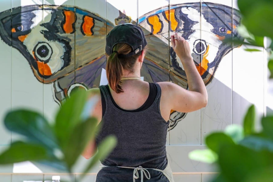 Zoos in Florida Fort Myers Butterfly Estates Florida Vacation in Florida