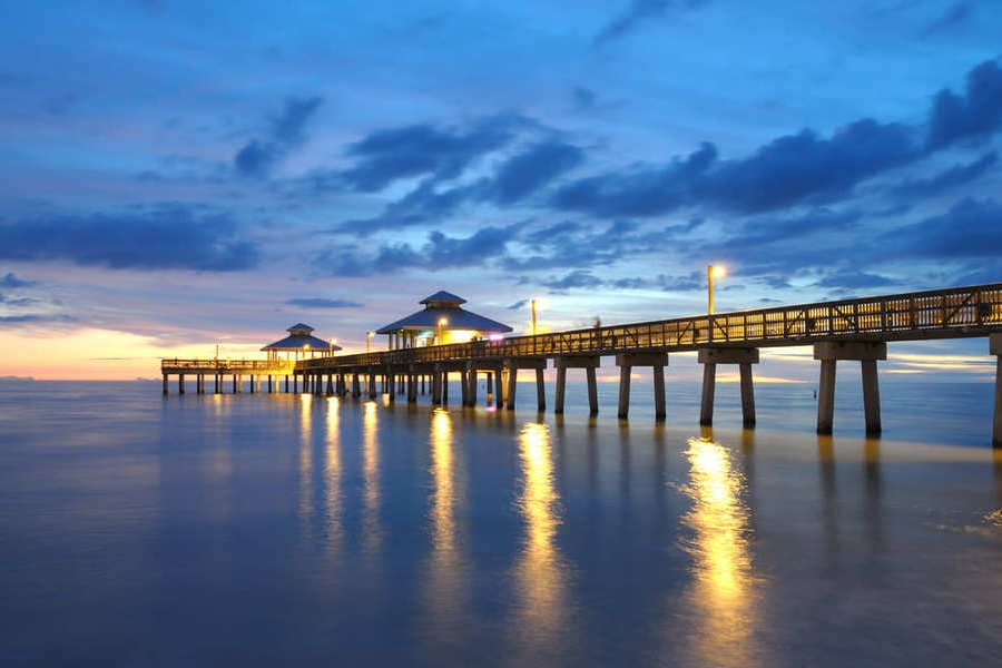 Fort Myers Florida Pier
