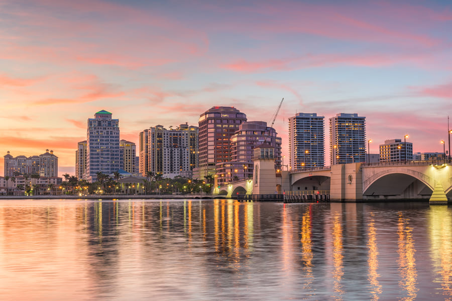 Palm Beach Skyline Florida