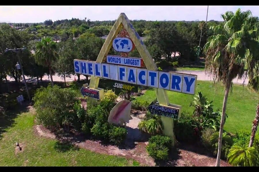 Shell Factory and Nature Park Fort Myers Florida